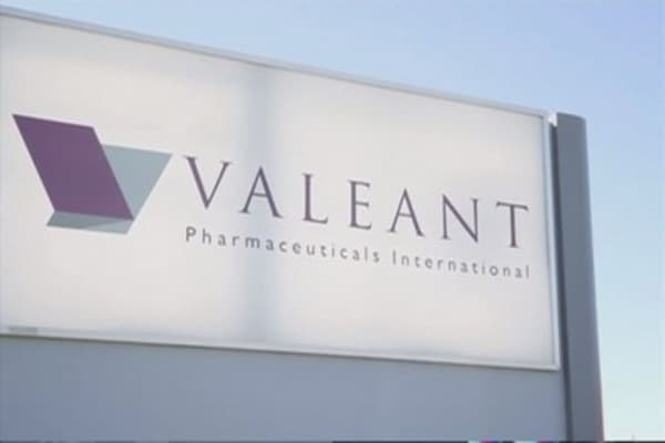 Valeant saying bye to Philidor