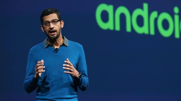 Sundar Pichai, CEO, Google