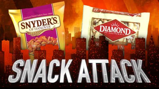 Cramer Snack Attack