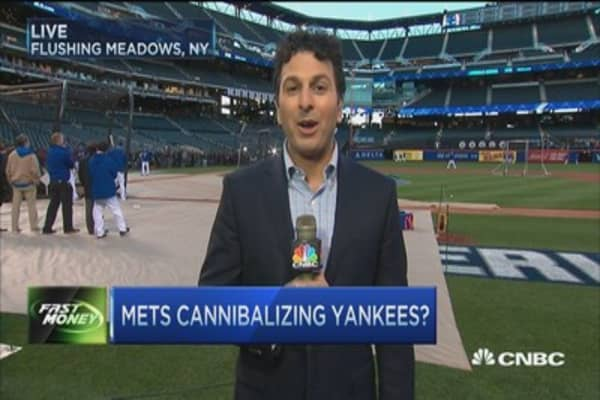 Mets cannibalizing Yankees?