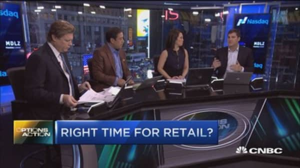 Retail stocks on sale