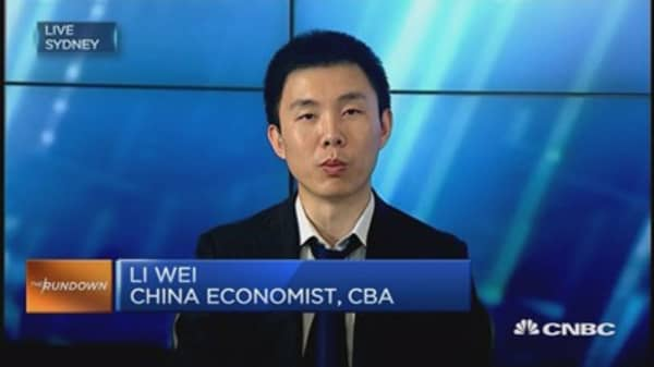 Economist: Chinese economy has a weak outlook