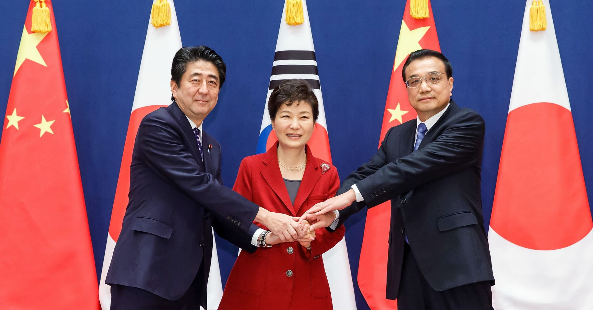 Why China Japan And South Korea Must Learn To Get Along