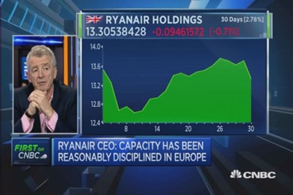 Everything is so good: Ryanair CEO