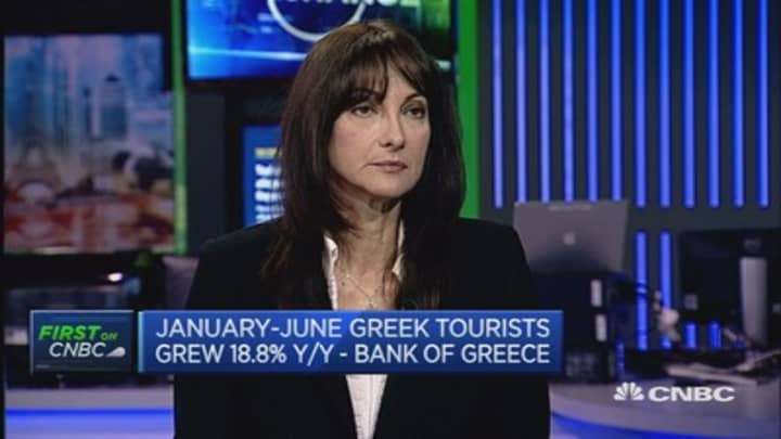 Is Greece s tourism back on track  bf06f9cf43d