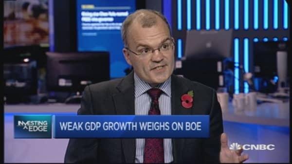 UK economy looks in decent shape: RBS