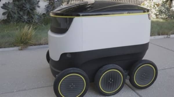 This robot could replace your mailman