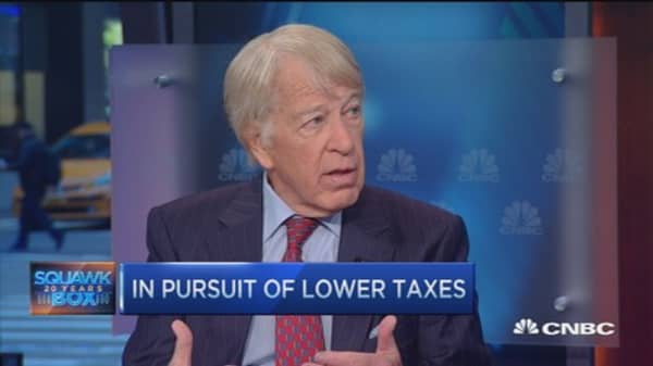 Relentless pace of tax inversion 'unfortunate': Roger Altman