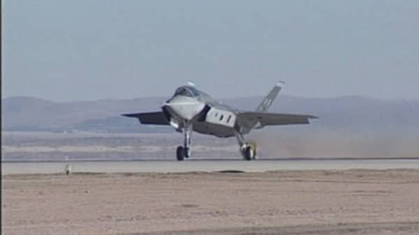 BAE Systems wants to fly 2,500 mph