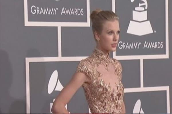 Taylor Swift a thief?