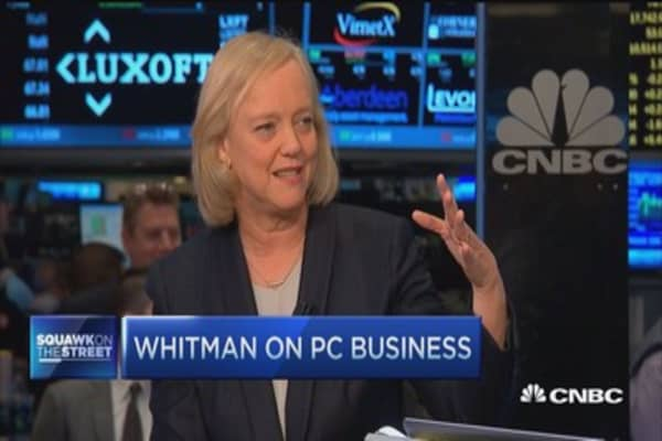Job cuts should be the last we see:  HPE CEO