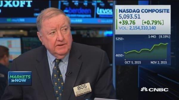 Cashin: Great deal of risk, Fed won't raise Dec.