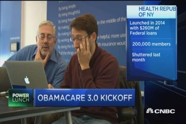 Obamacare 3.0 kickoff