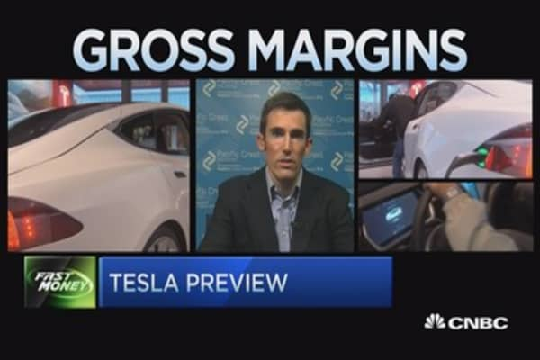 Earnings Edge: Tesla