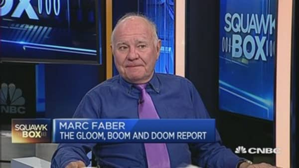 Super bear Marc Faber: I like Vietnam