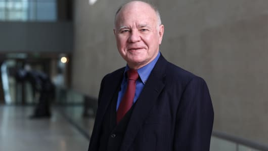 Marc Faber, publisher of the Gloom, Boom & Doom Report