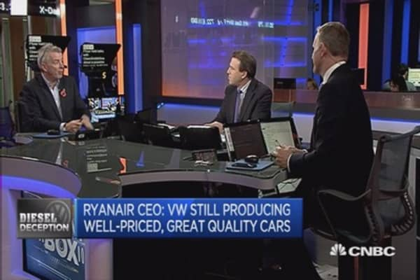 Climate regulations making us less competitive: Ryanair CEO