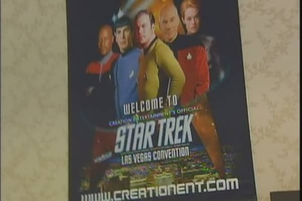Star Trek returns to TV