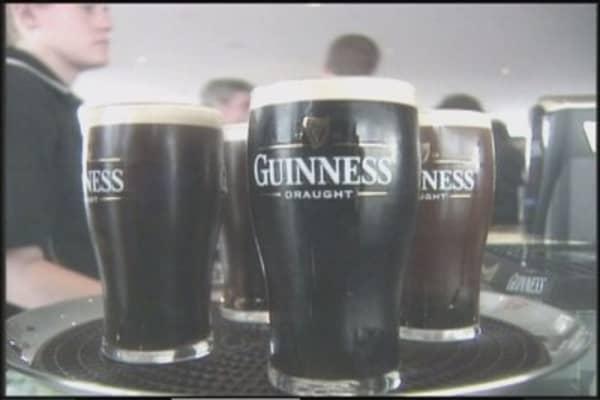 Guinness goes vegan