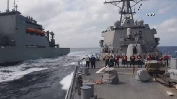 US Navy to patrol South China Sea