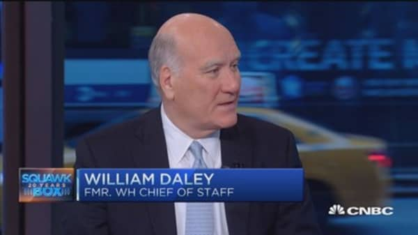 Dec rate hike could be dramatic: Daley