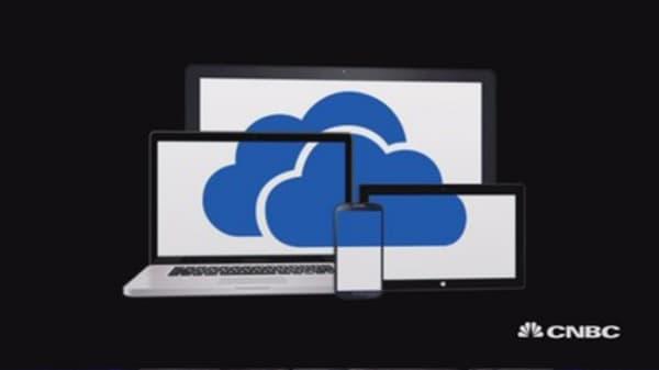 Big changes to Microsoft's data storage