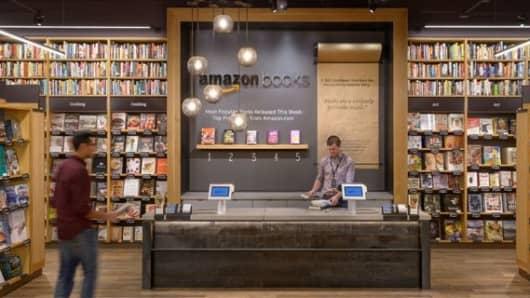 Amazon Books, Seattle