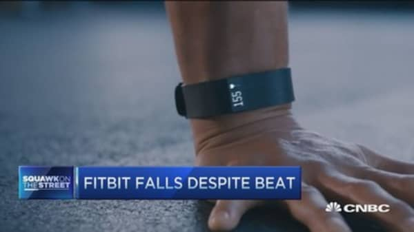 Wall Street fears THIS about Fitbit