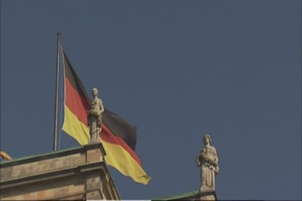 Germany at risk for money laundering