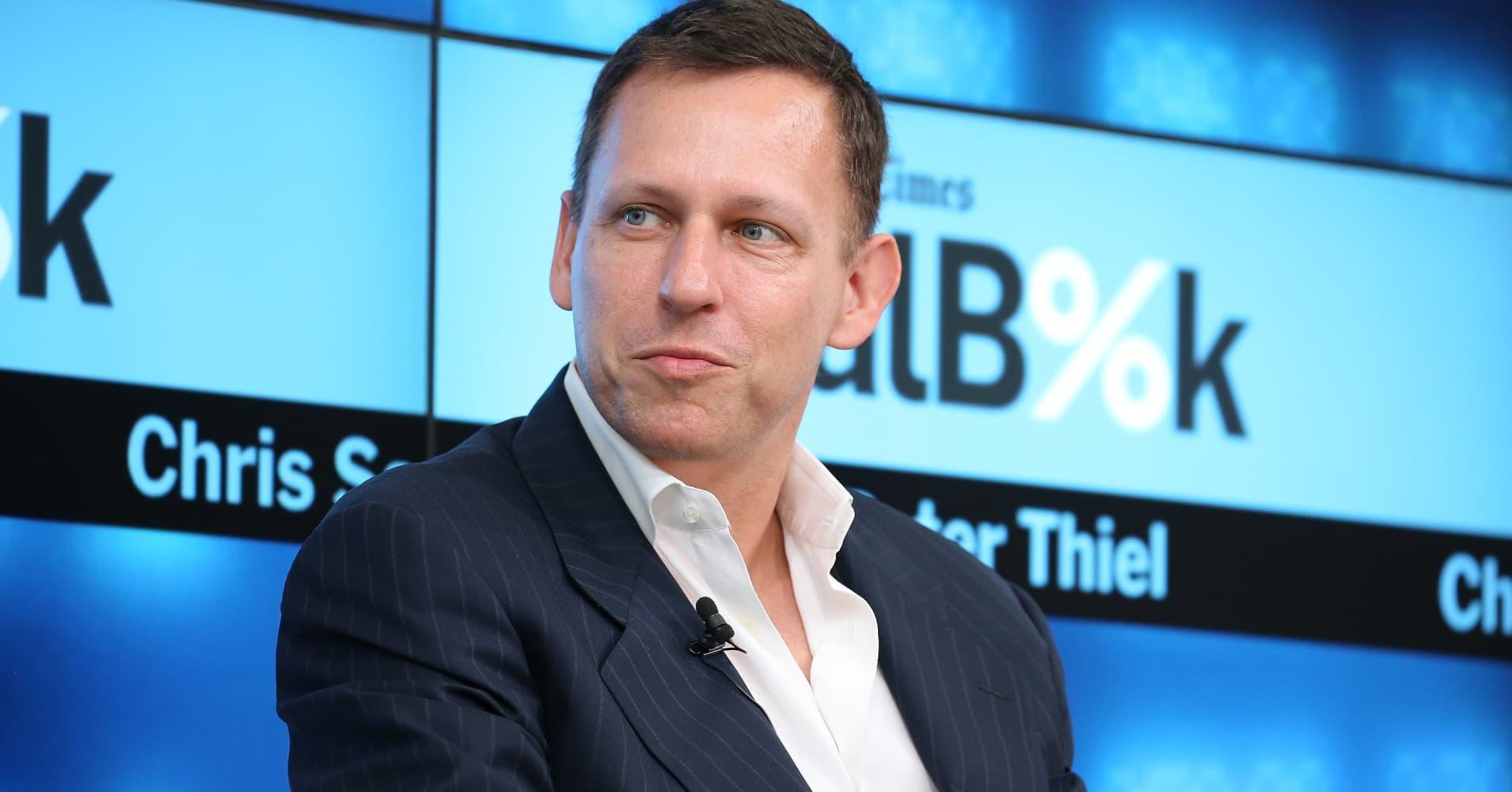 103135266 495486464.1910x1000 - Billionaire investor Peter Thiel bets on crypto start-up Block.one