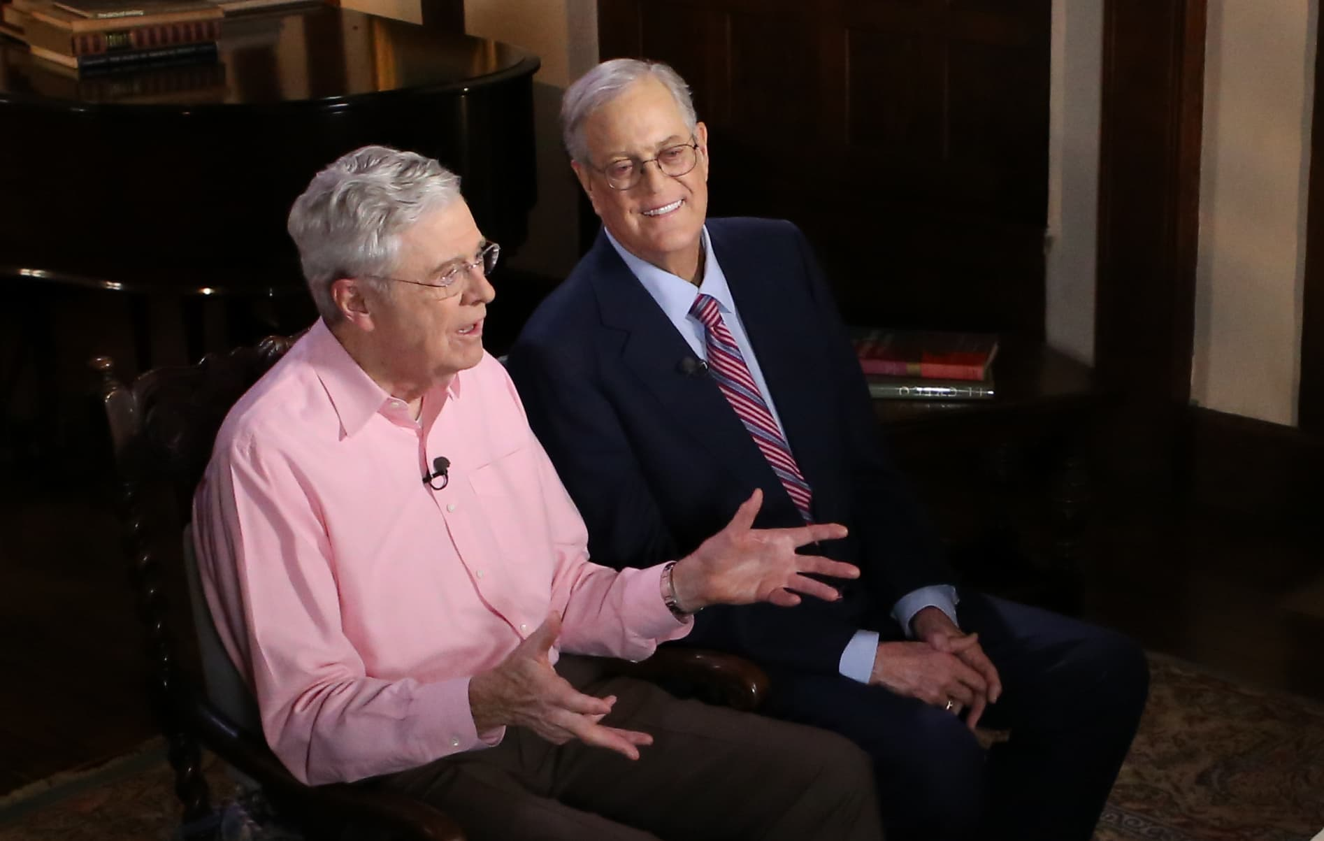 Trump Should End Policy On Family Separation Says Koch Backed Group