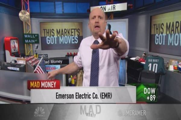 Cramer: Get ready for a change