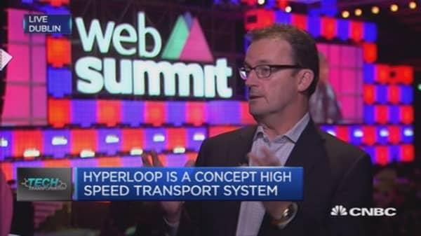 Hyperloop to move people at over 700mph: CEO
