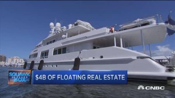 Big boats, big price tags