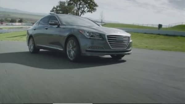 Hyundai taps into luxury