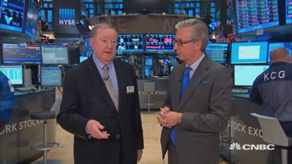 Cashin says: Yellen & crude hit markets