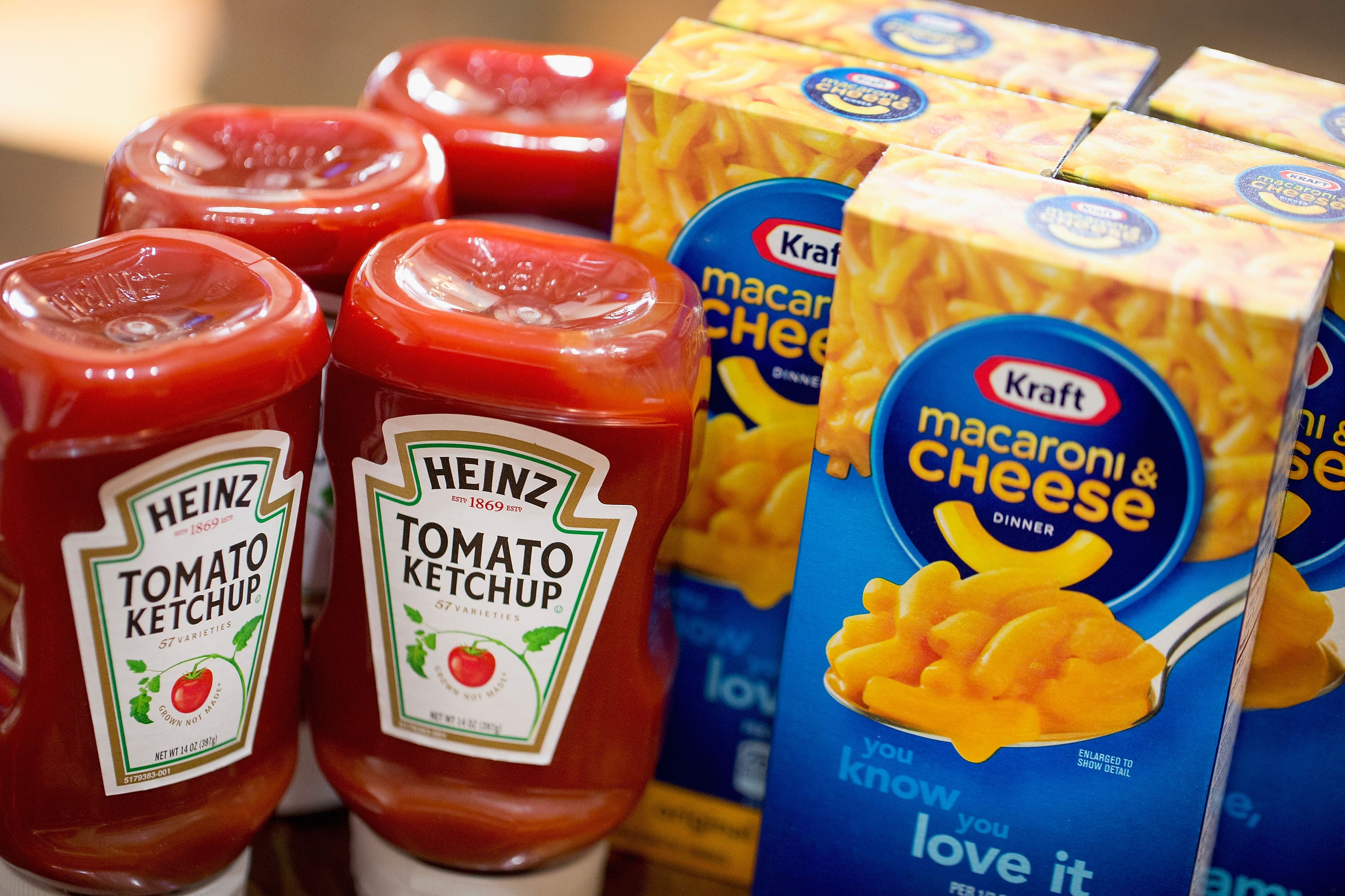Kraft Heinz Strategy Shift Means It May Not Want To Buy Campbell Soup