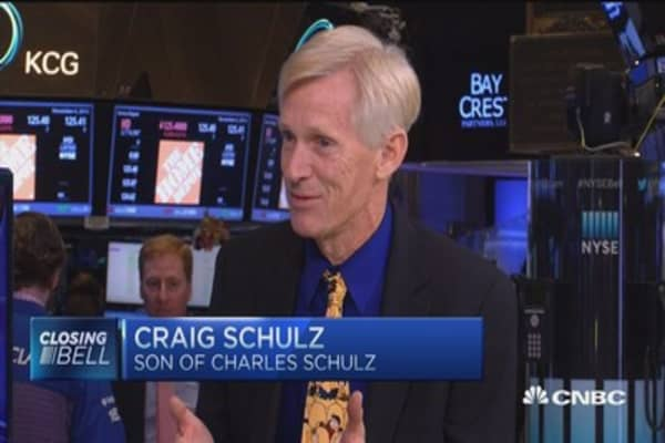 'Peanuts Movie' keeps Schultz family legacy alive