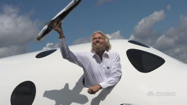 Richard Branson's biggest investment ever