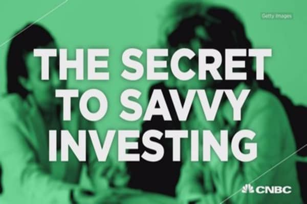 The secret to savvy investing
