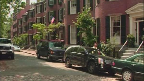 Boston parking spot asking for $650k