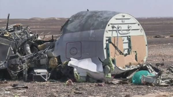 20K UK tourists stranded in Egypt