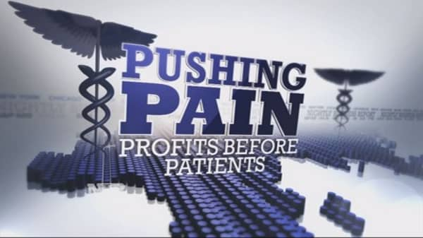 Pushing pain: checking your doctor