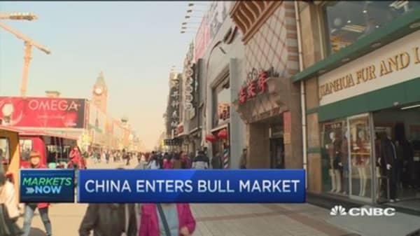 Chinese economy stabilizing: Ulrich