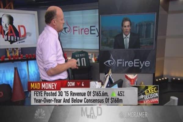 FireEye CEO: Threat landscape evolving & dangerous