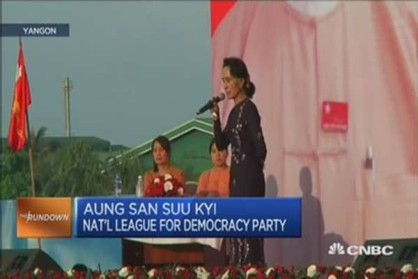 A preview of Myanmar's historic elections