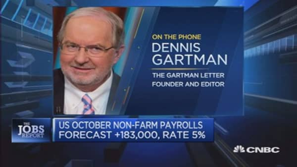 What to look for in today's nonfarm payrolls?