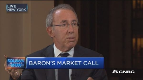 Ron Baron's 'big picture' view of the economy