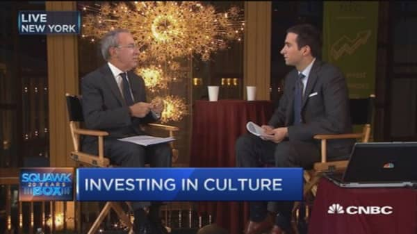 Ron Baron:  Investing in corporate culture