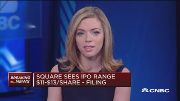Square to go public on NYSE